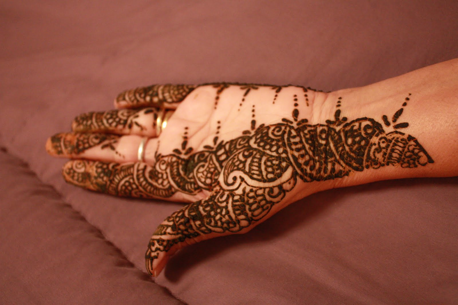 Mehndi Art Gallery : All about smile and a butterfly tattoo by suprhppymgcprincesss on deviantart